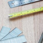 Staples, Measuring Tape, Ruler and Other Tools